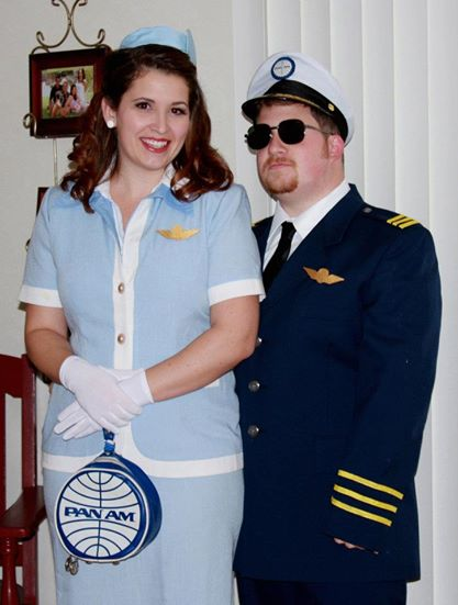 A non-slutty flight attendant. Who knew?