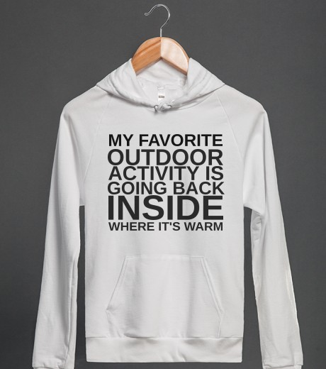 I found this shirt on  this Buzzfeed list . Feel free to buy me any and all shirts featured on that list. Hanukkah is coming up, and I wear a medium.