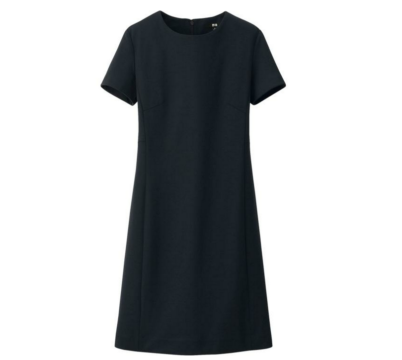 Uniqlo Ponte Dress
