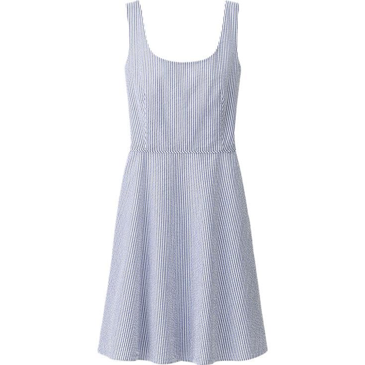 Uniqlo Seersucker Dress