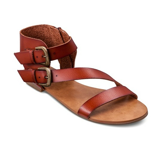 Target Veronique Quarter Strap Sandals