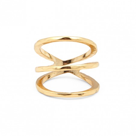 SOLE SOCIETY MULTI LAYER RING