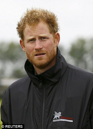 Oi, Prince Hot Ginge!