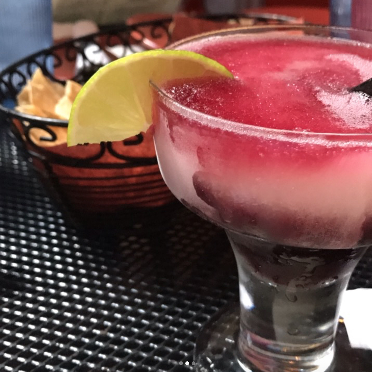 Sangria margarita at Papi's.