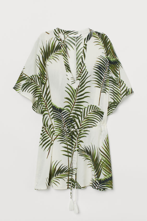 Patterned Kaftan