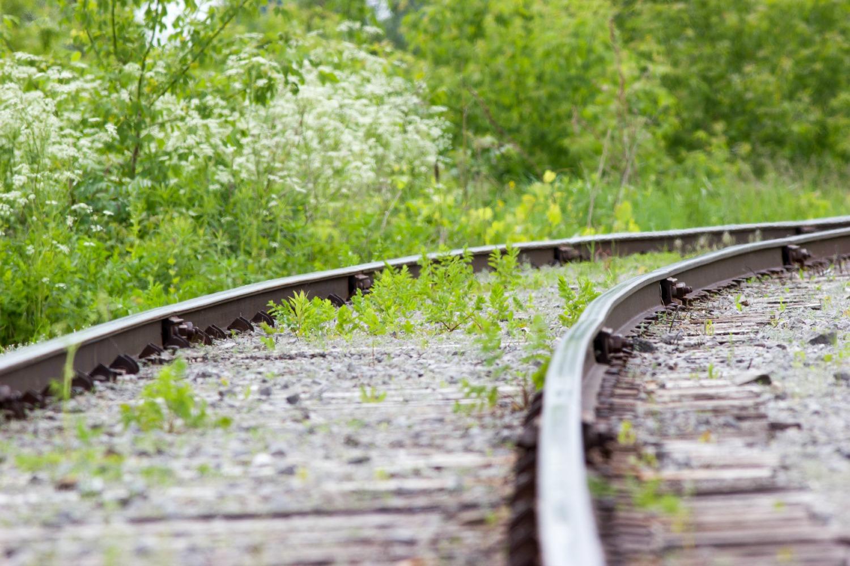 Going Down the Rail