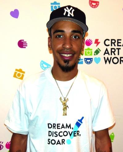 2018 Multimedia Youth Apprentice Justin Guzman