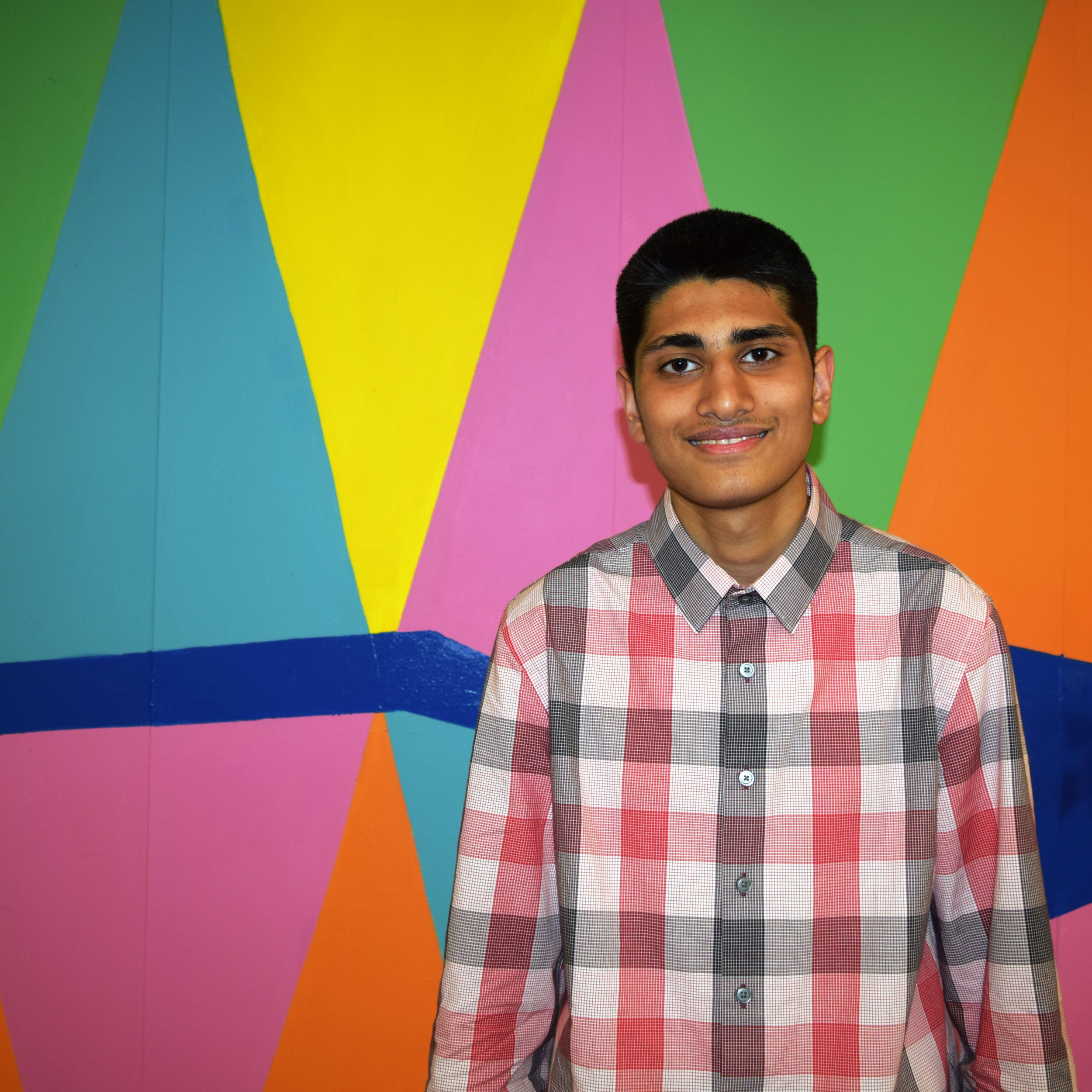 High School Junior    Muntafa Rahman    plans to pursue a degree in computer engineering, but he recognizes that college is just one possible path to success.