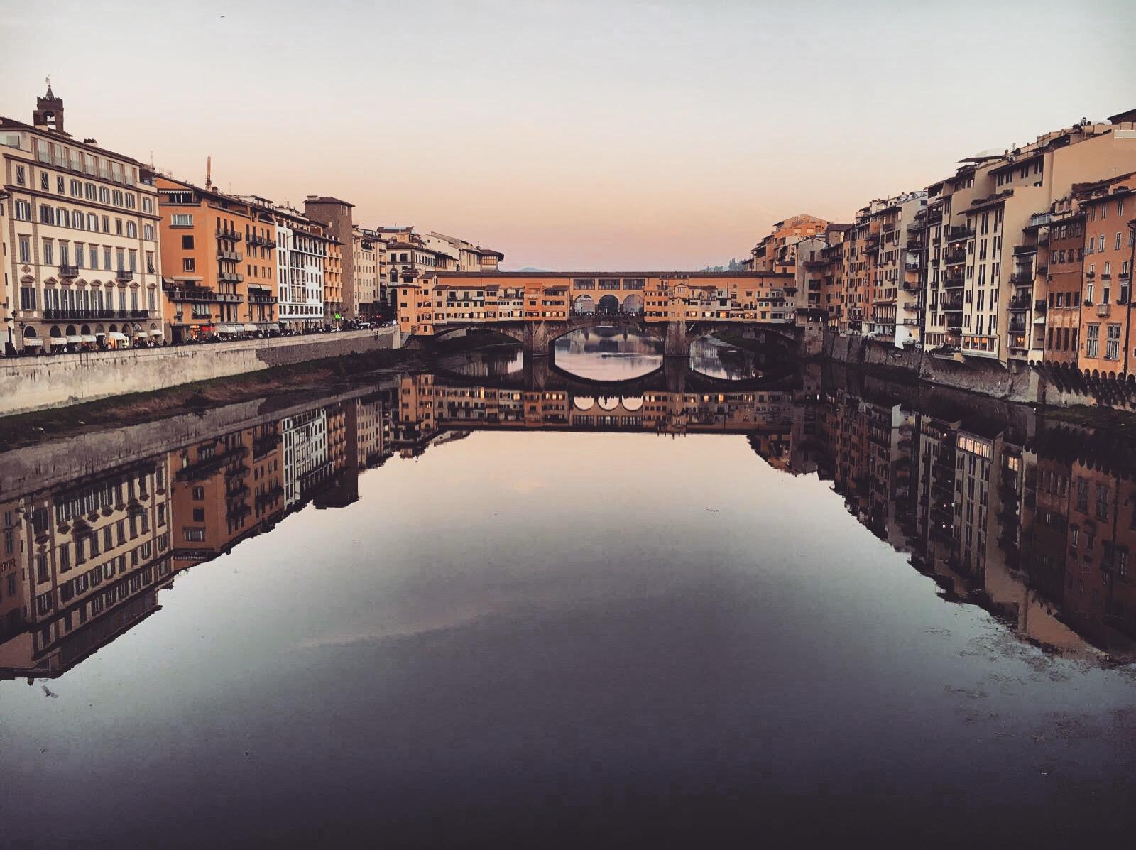 Florence is love - Ponte Vecchio di Firenze