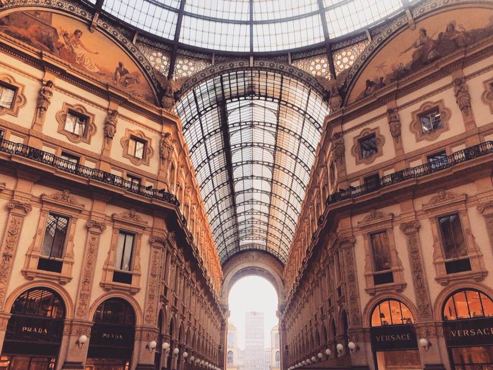 Architecture is inspiring - Galleria Vittorio Emanuele II, Milan