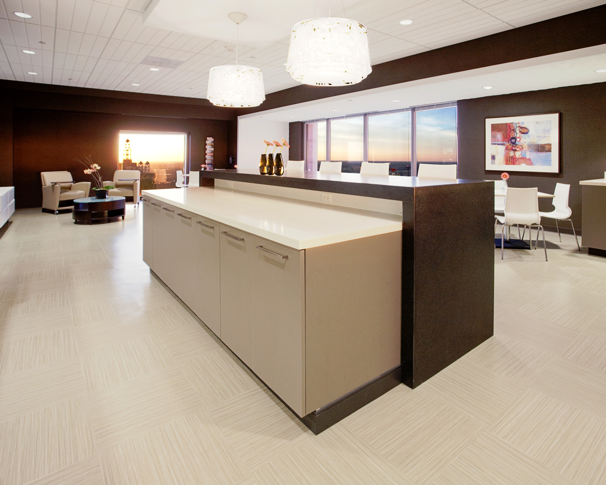 Cambridge Holdings, Inc., Corporate Remodel, Dallas, TX