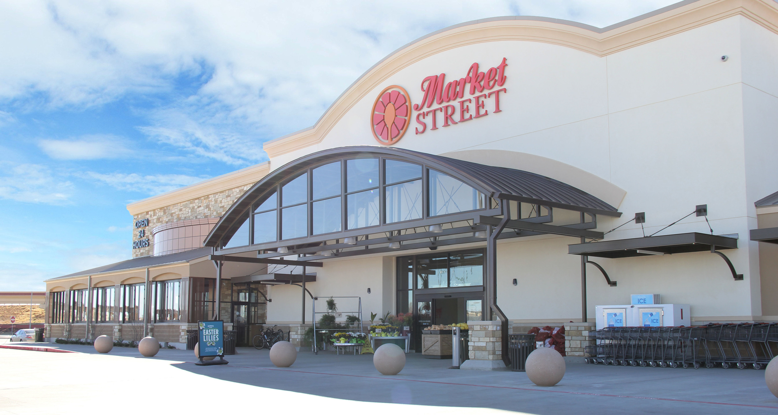 United Market Street, Lubbock, TX