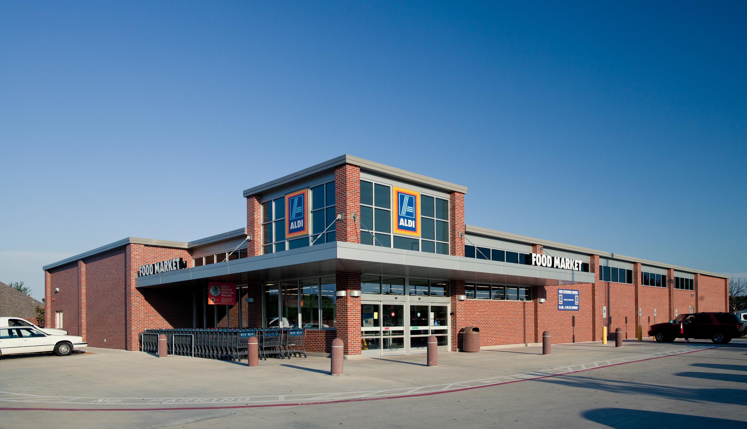 Aldi Food Market, Hurst, TX