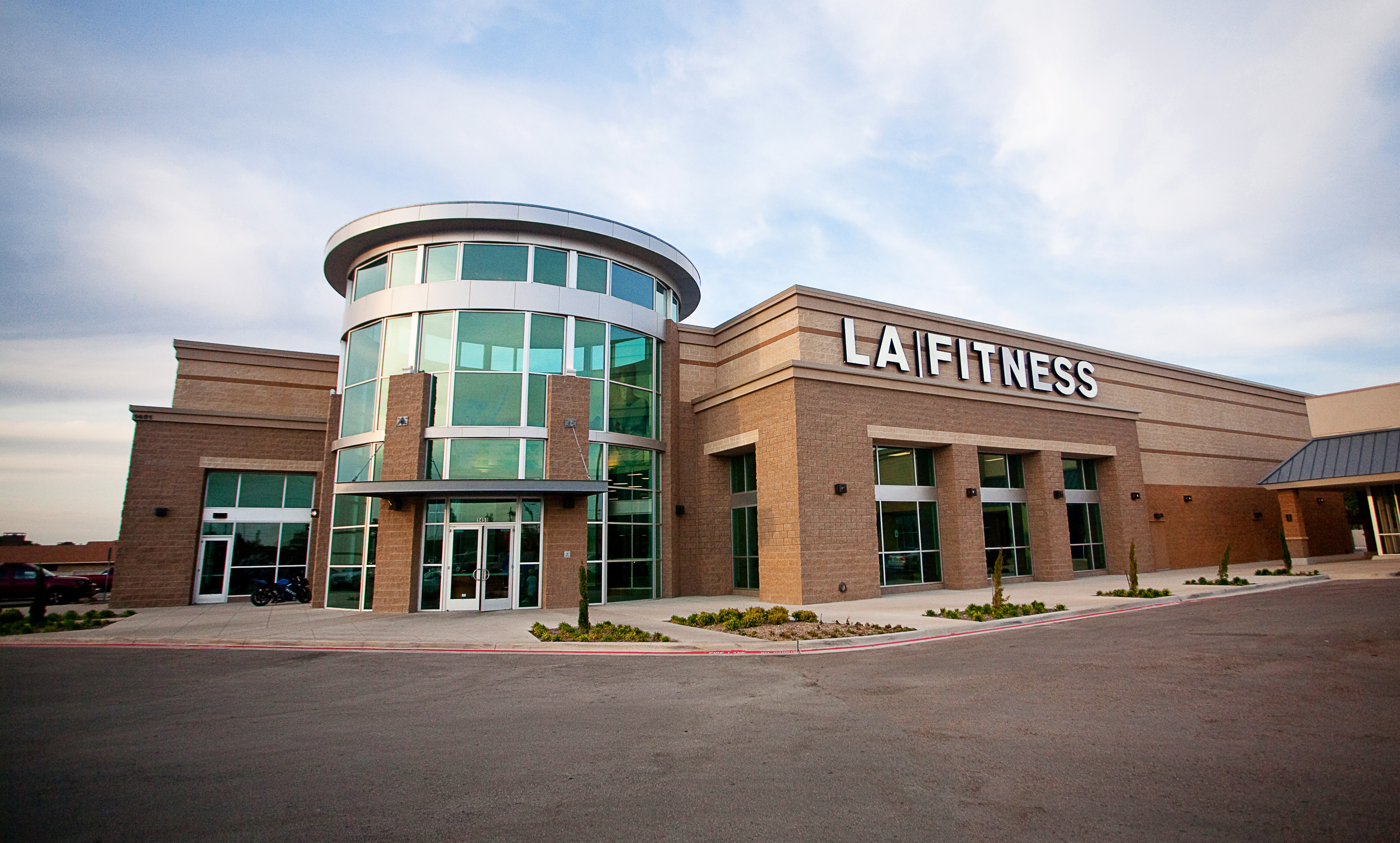 LA Fitness, Richardson, TX