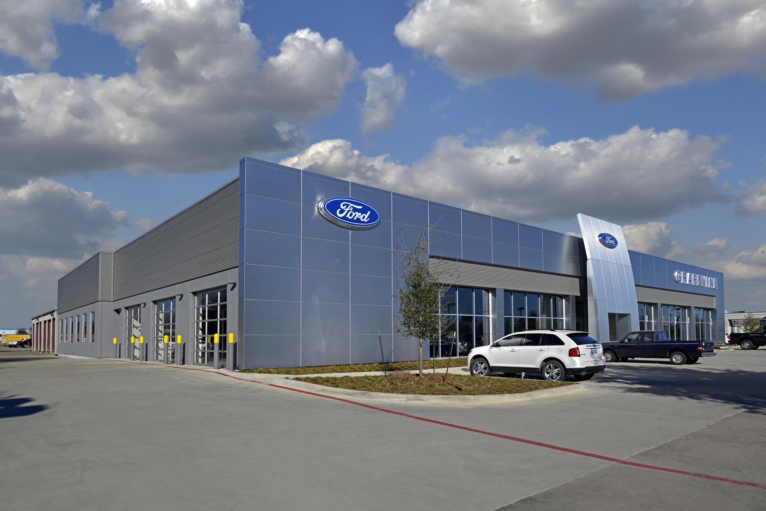Grapevine Ford, Grapevine, TX