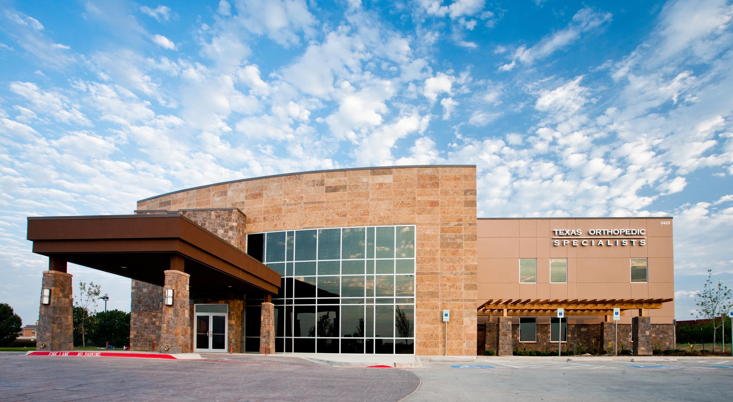Texas Orthopedics Specialists, Bedford, TX