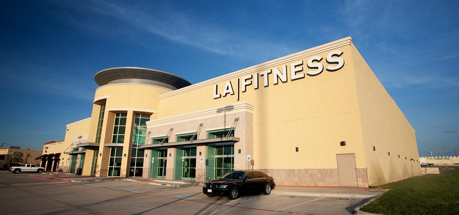 LA Fitness, Plano, TX