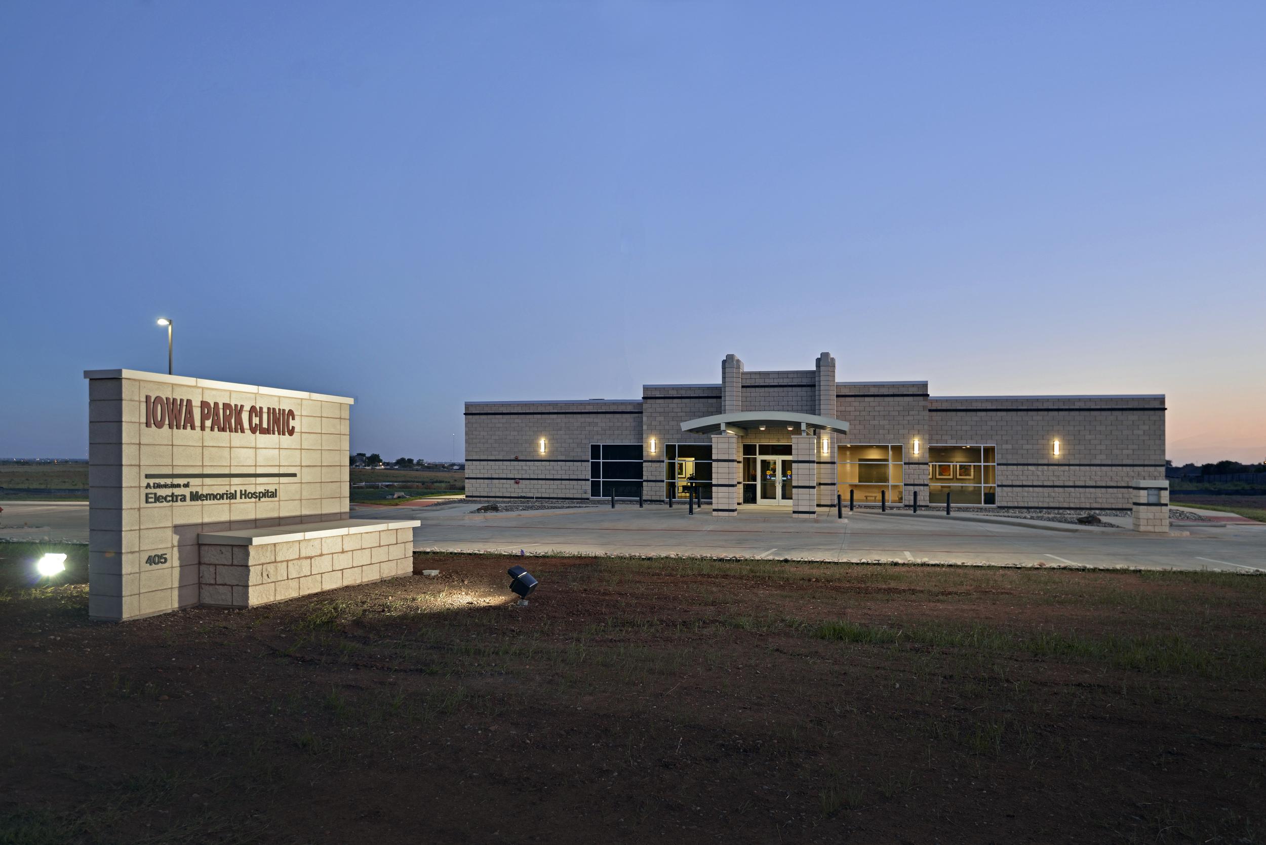 Iowa Park Clinic, Iowa Park, TX