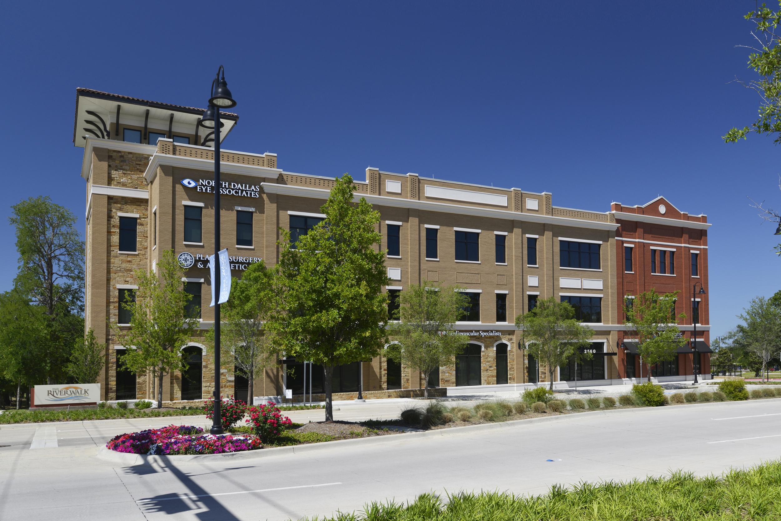 RiverWalk Medical Office Park, Flower Mound, TX