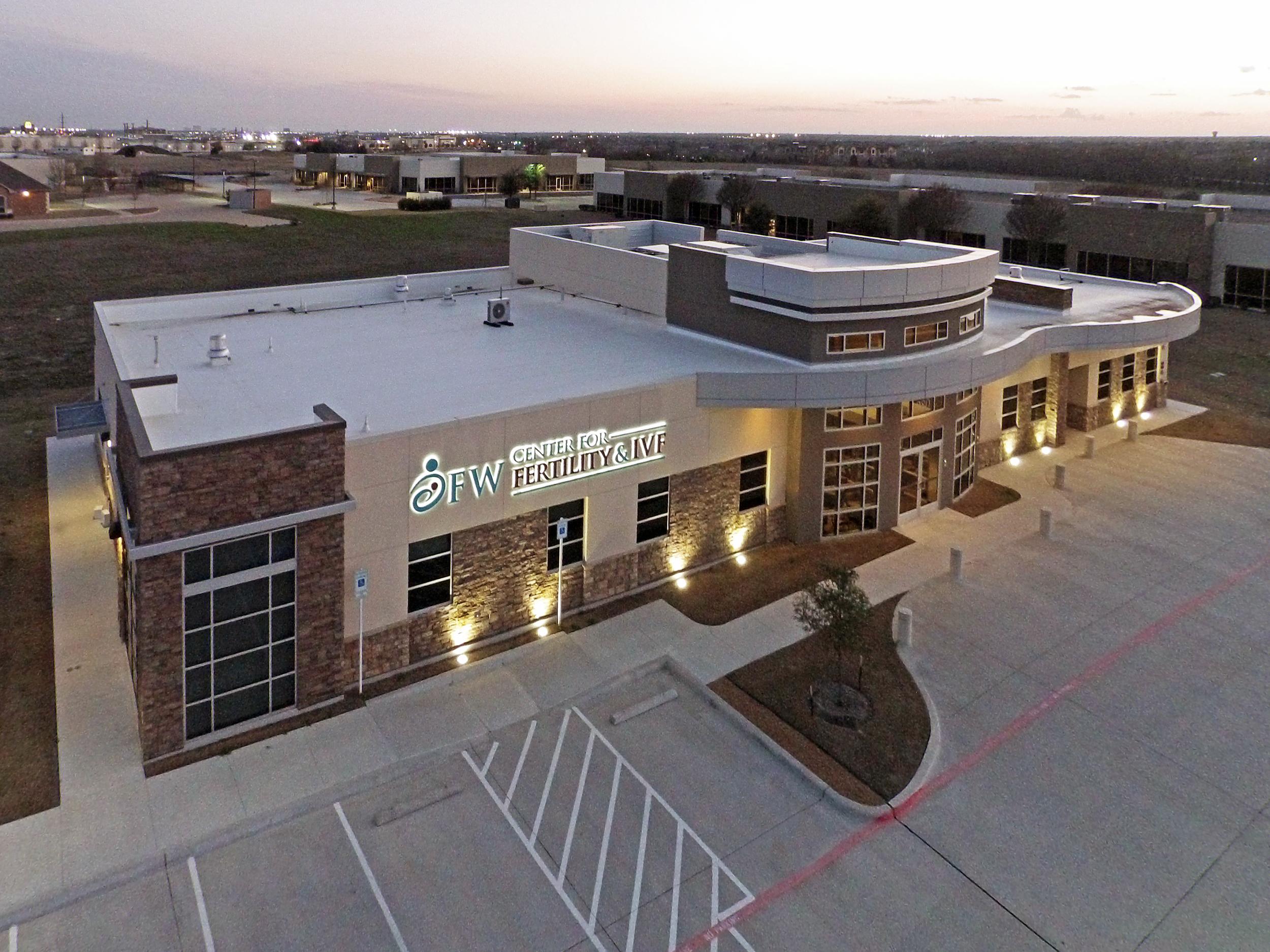 DFW Center for IVF - Aerial.jpg