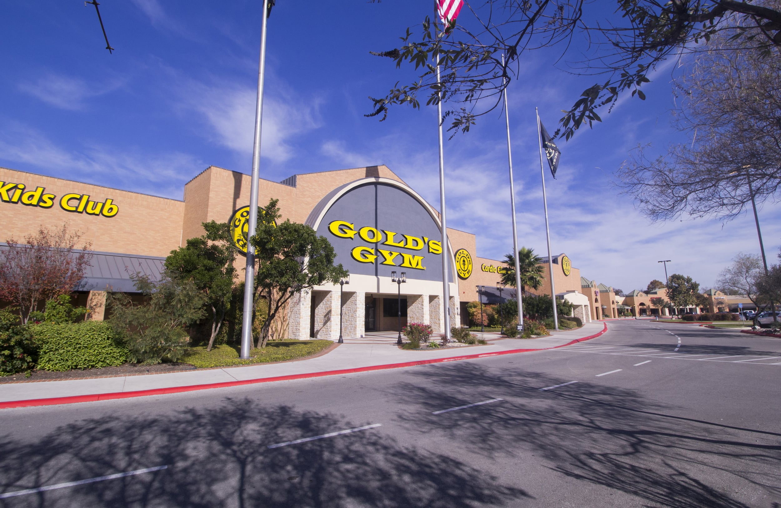 Golds Gym, New Braunfels, TX