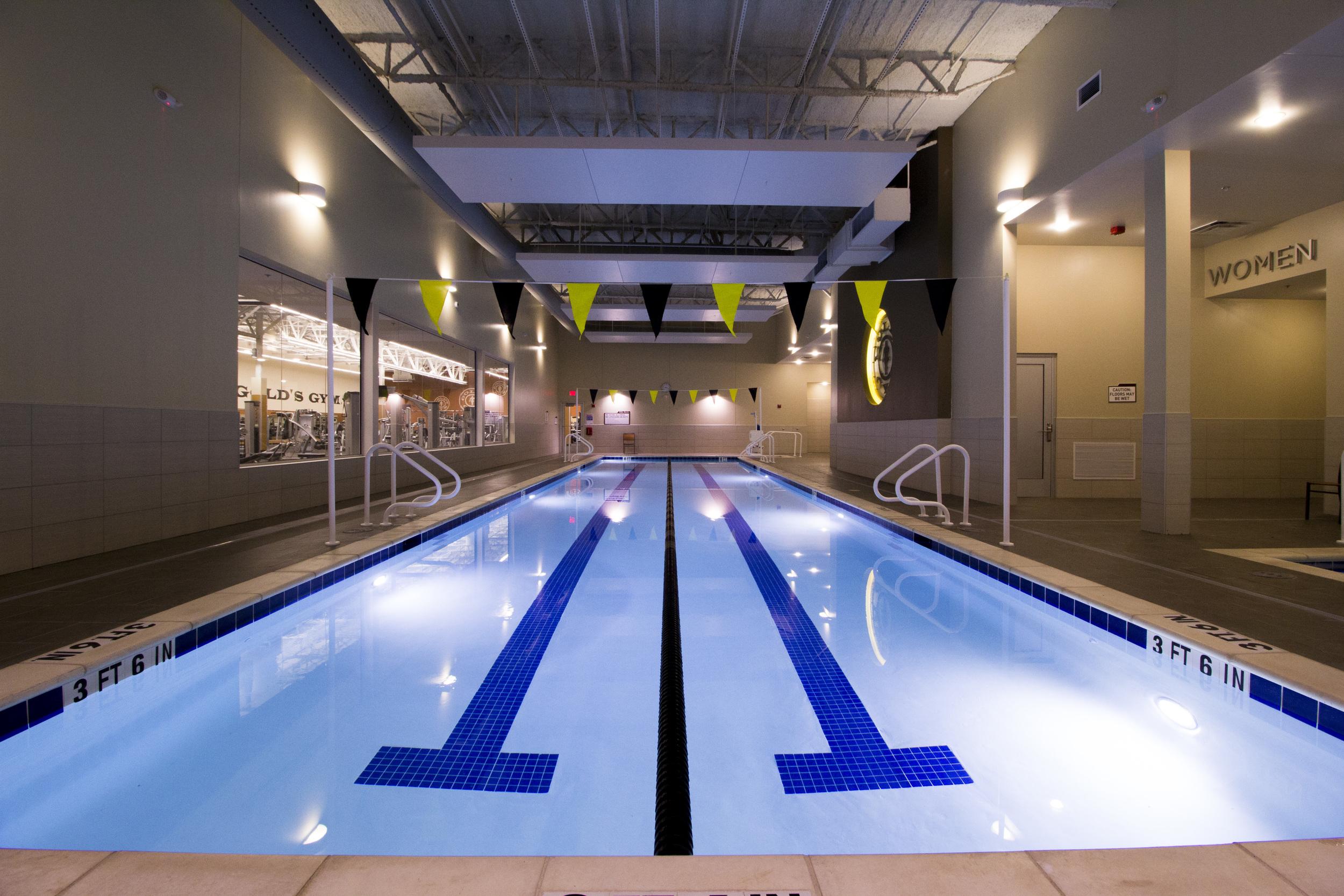 Golds Gym, New Braunfels, Texas