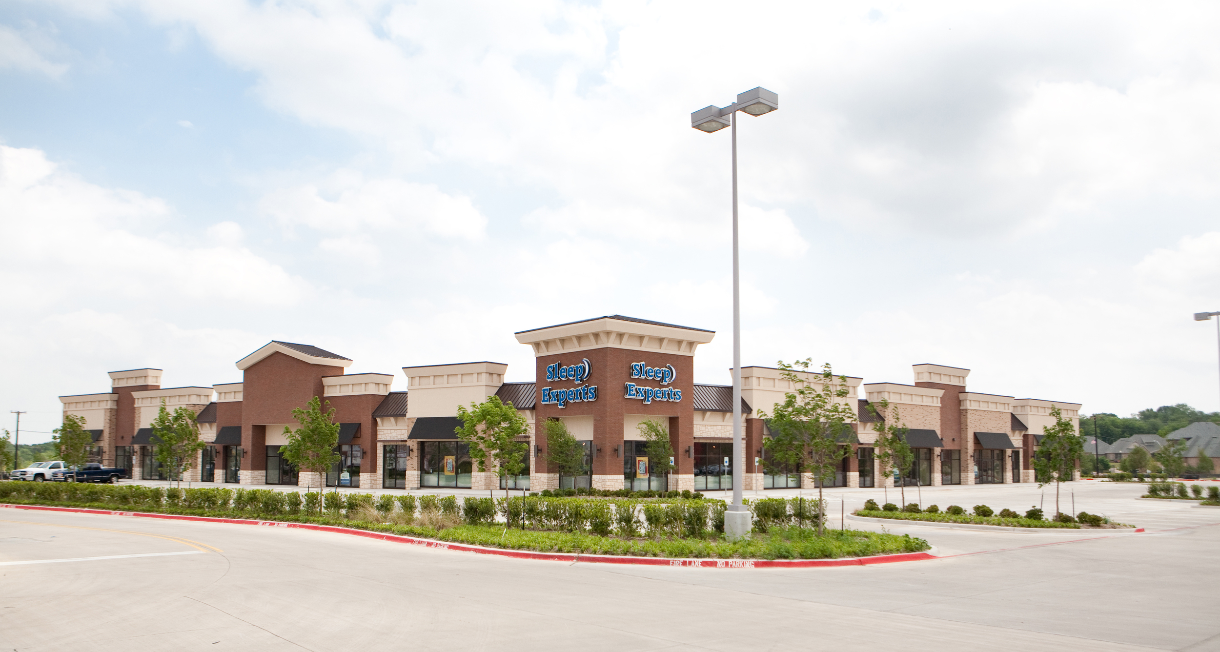 Westover Village Shopping Center, Fort Worth, TX