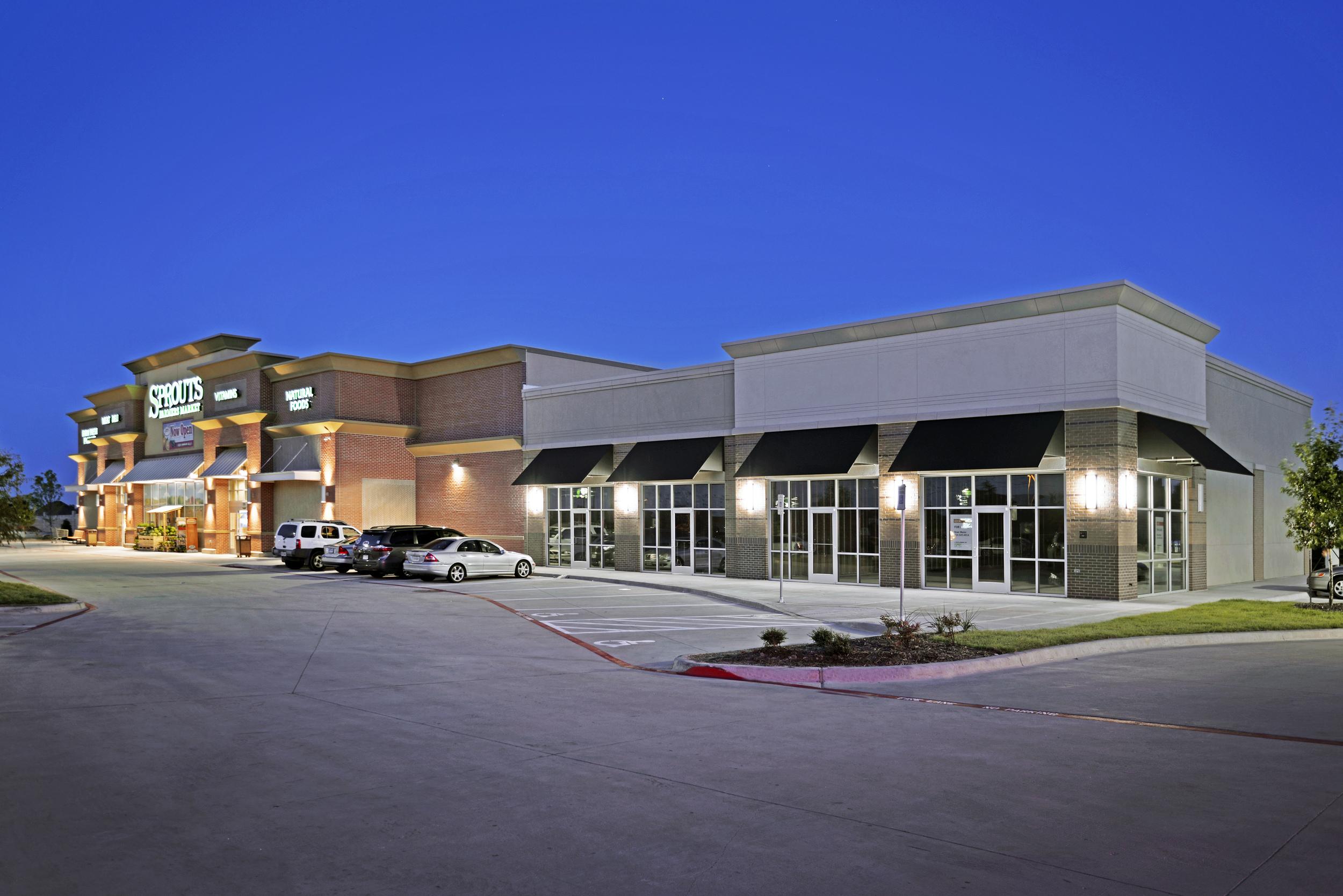 Twin Creek Marketplace, Allen, TX
