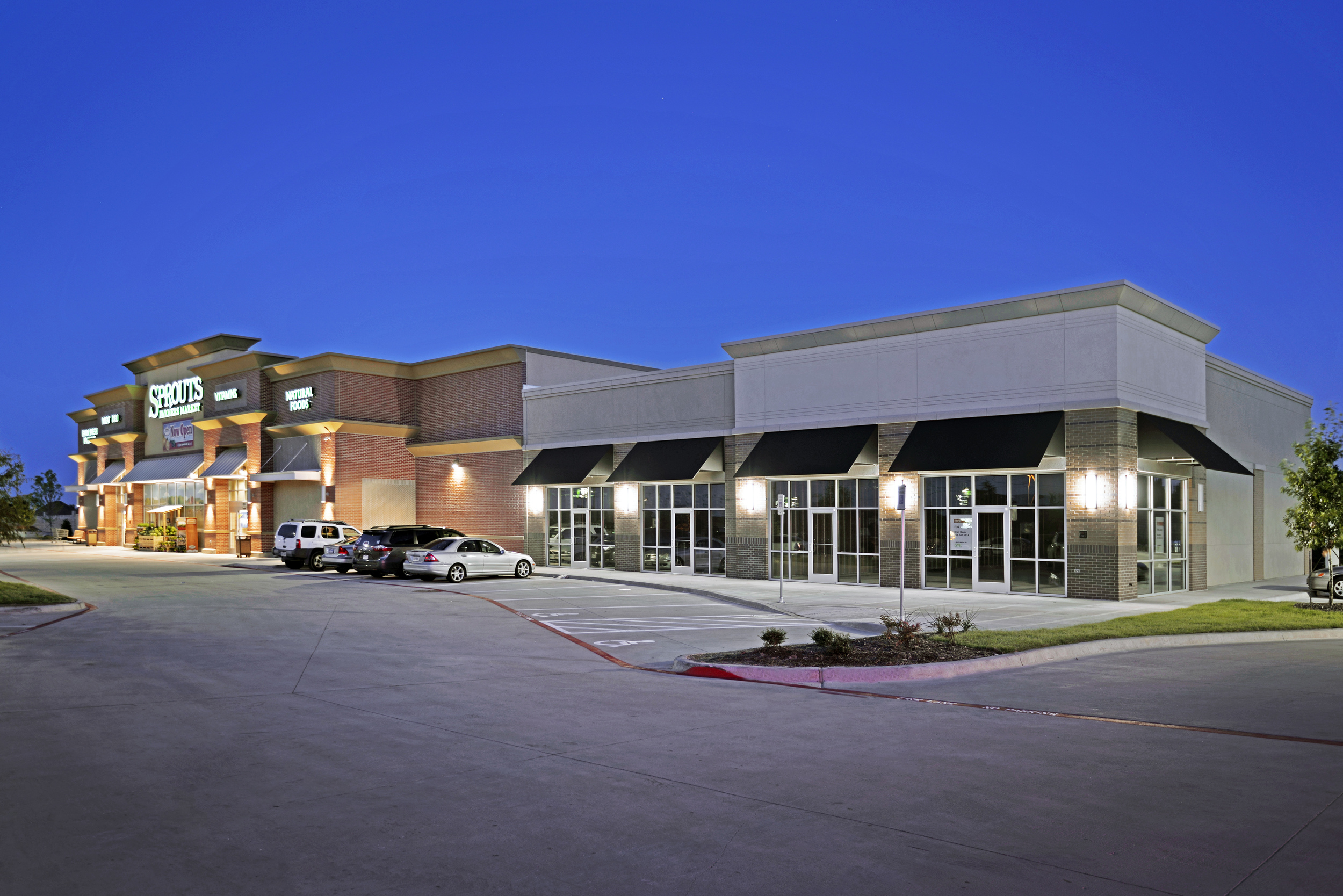 Twin Creek Marketplace, Allen, TX