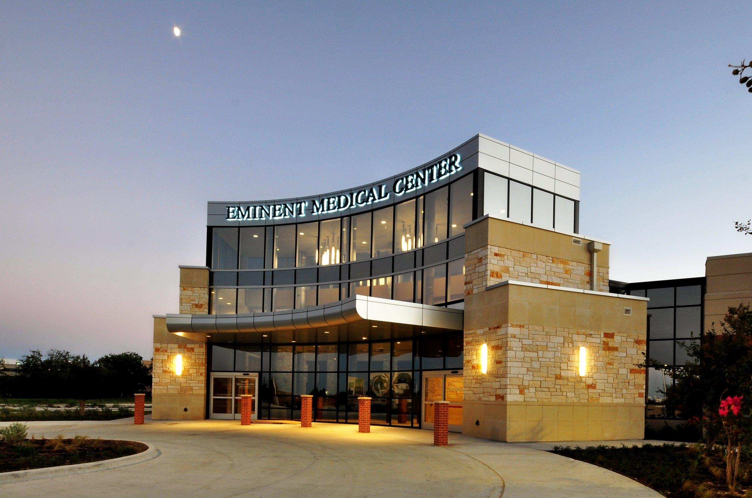 Eminent Medical Center, Richardson, TX