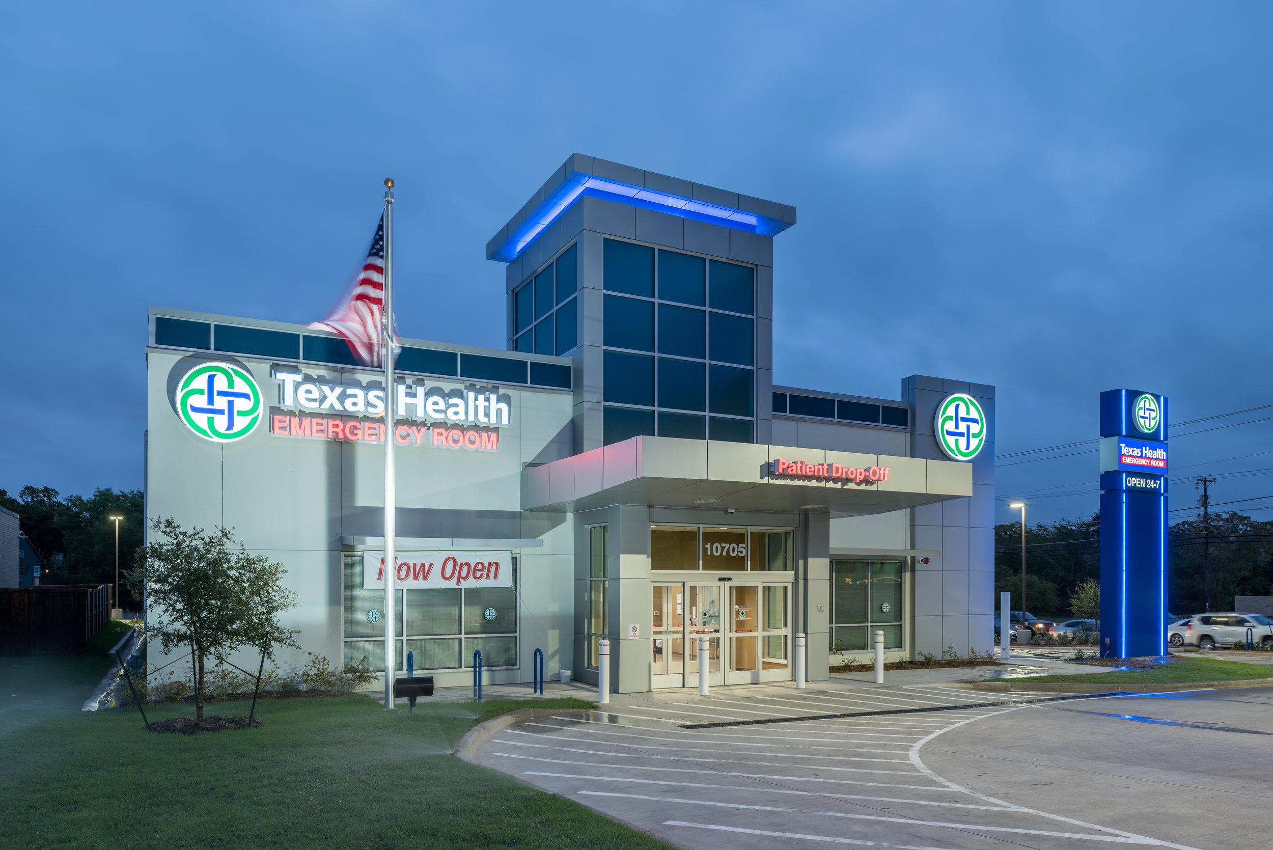 First Choice Emergency Room, Lake Highlands, TX