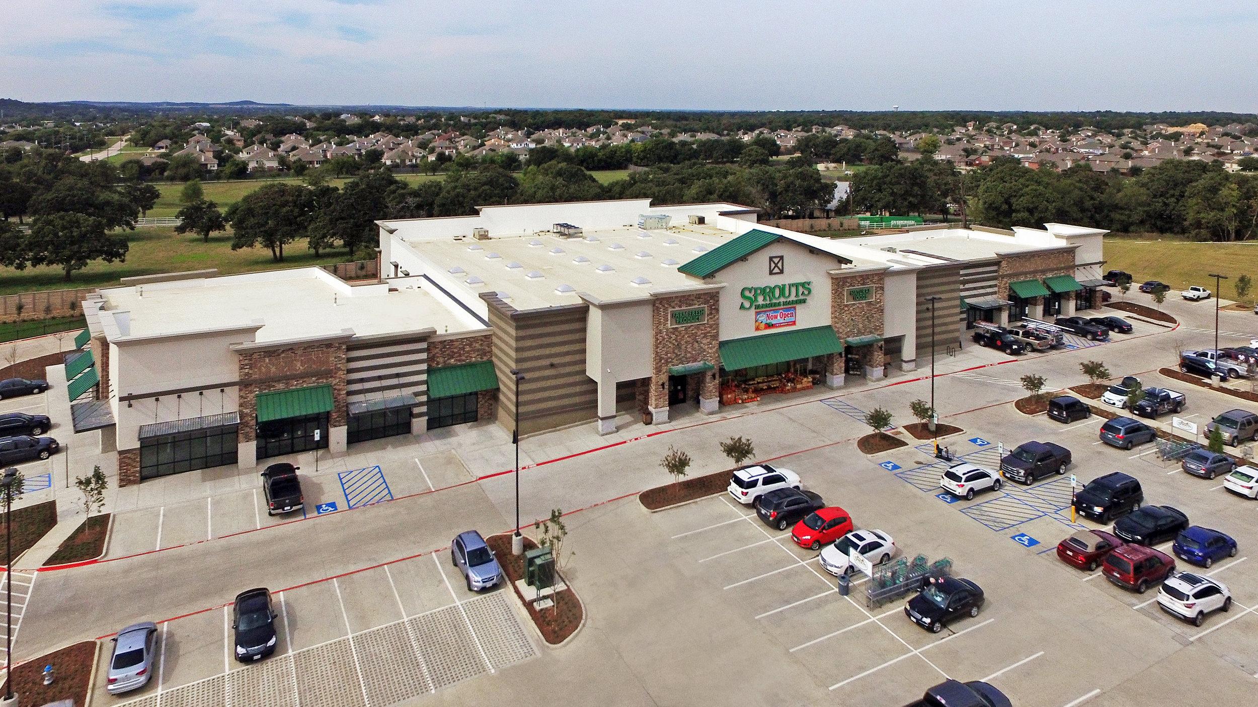Sprouts Farmers Market, Denton, TX