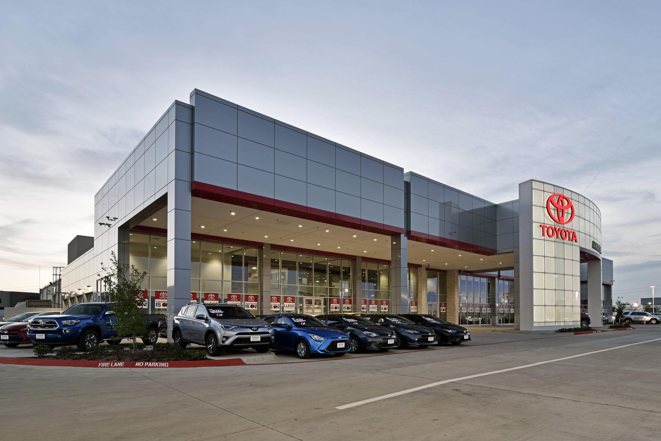Atkinson Toyota, Dallas, TX