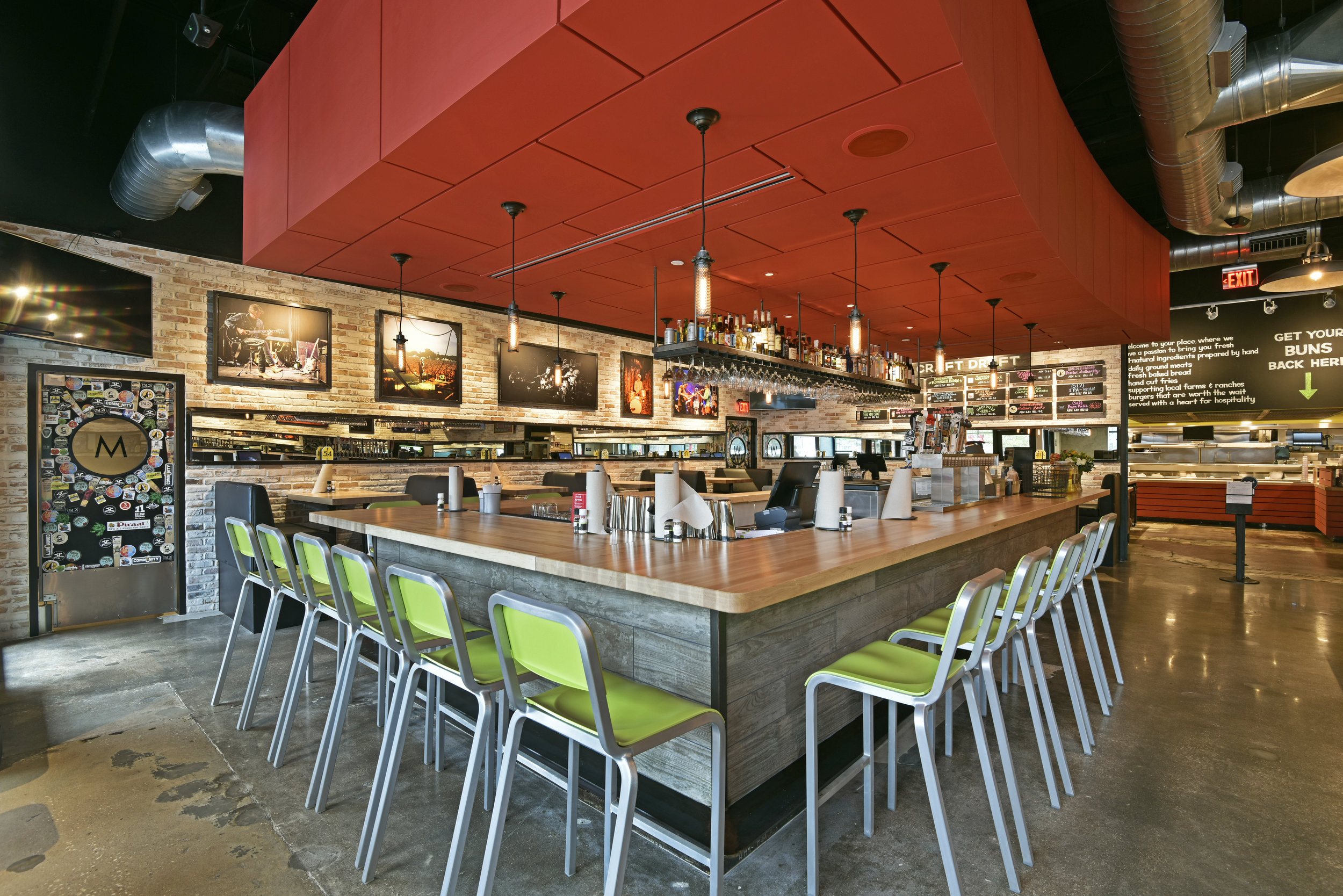 Hopdoddy Rice Village, Houston, TX