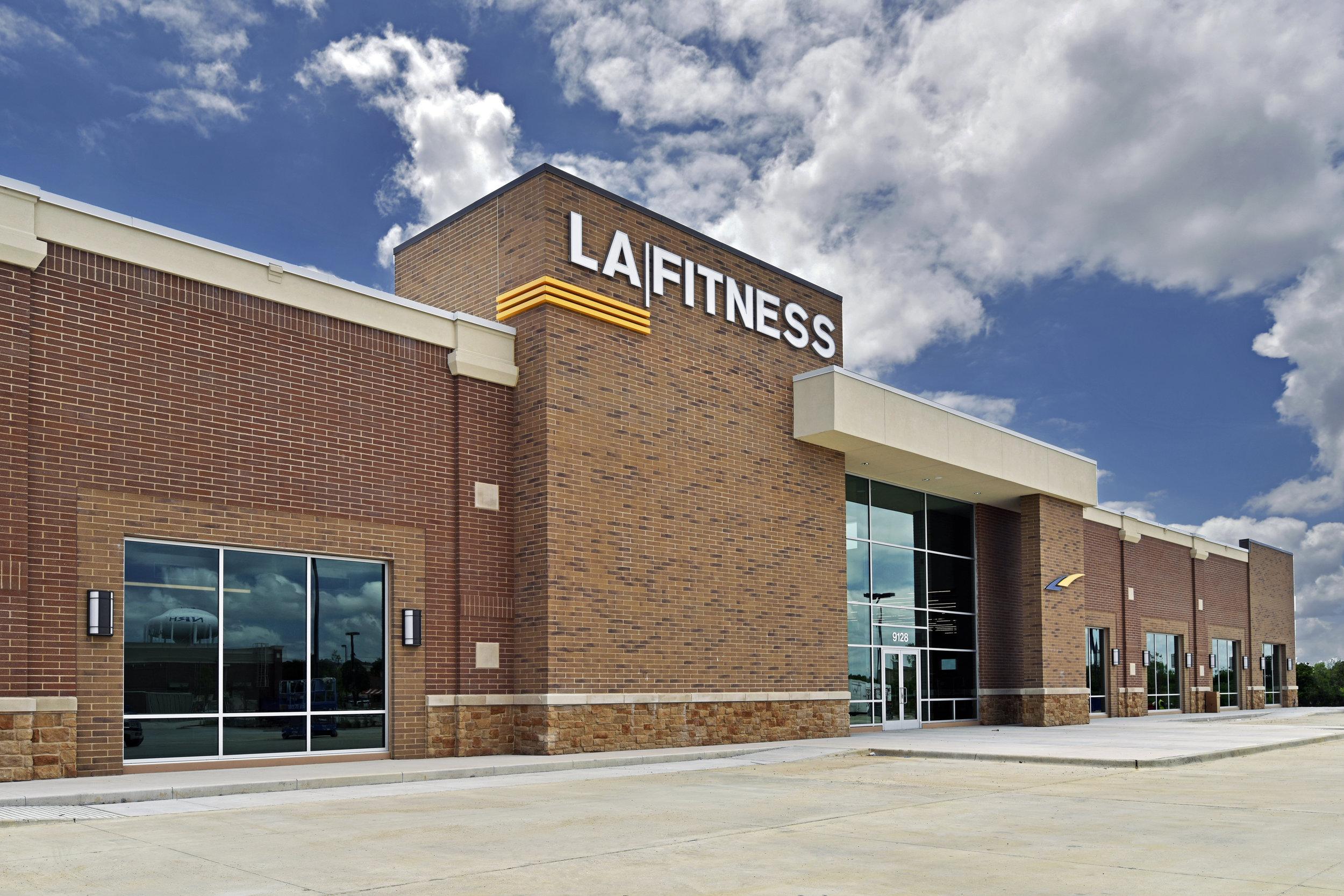 LA Fitness, North Richland Hills, Tx