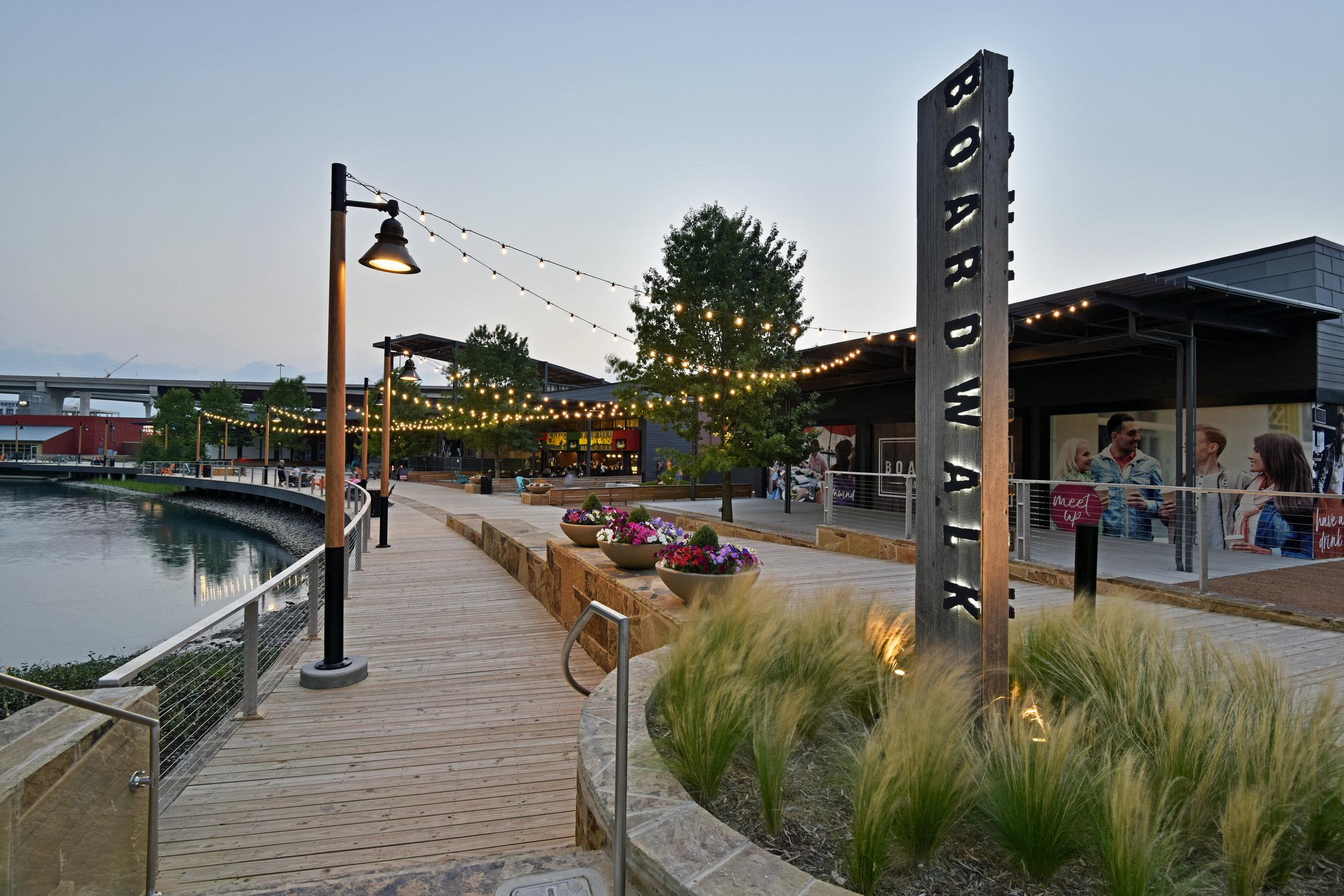 The Boardwalk at Granite Park, Plano, TX