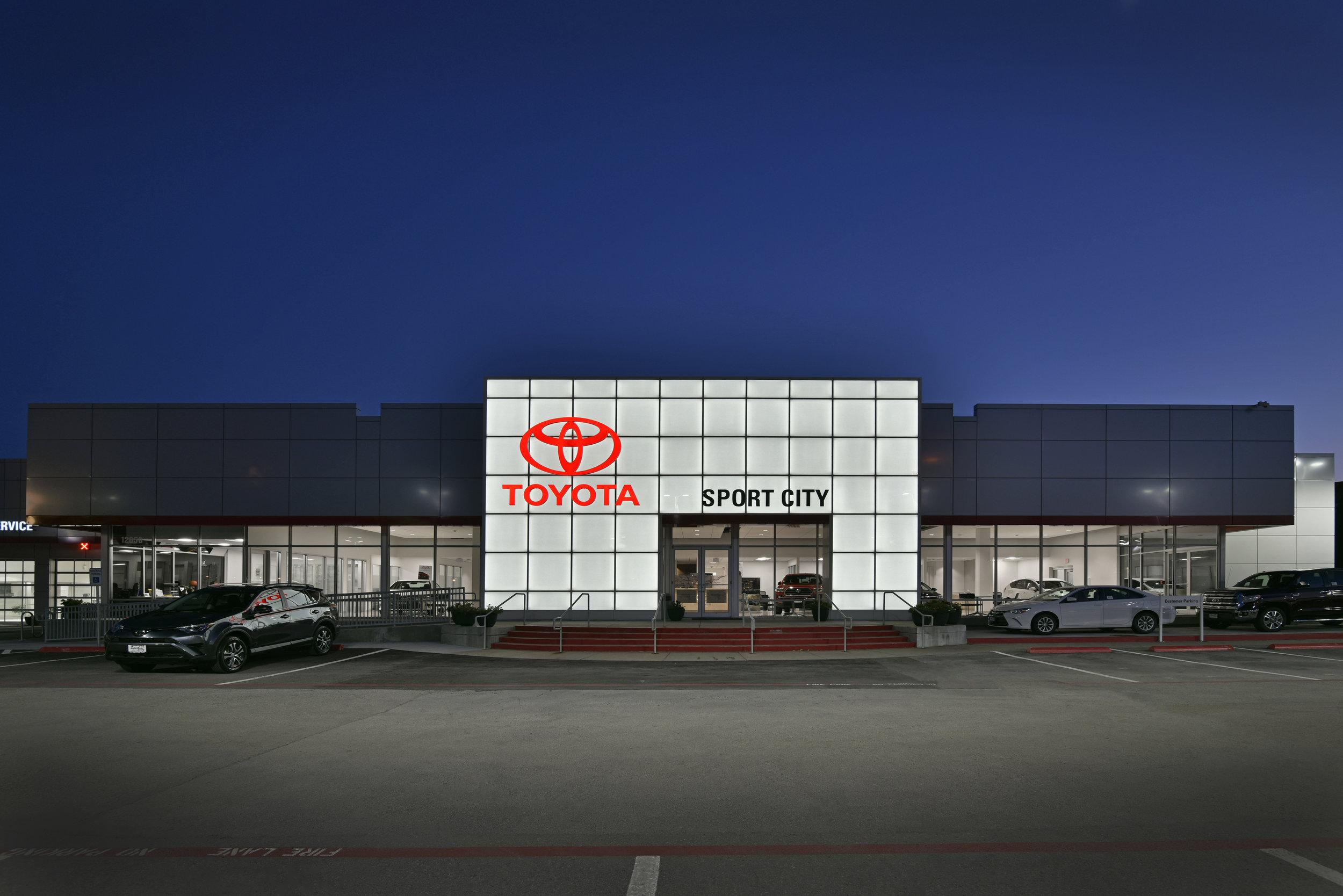 Sport City Toyota, Dallas, TX