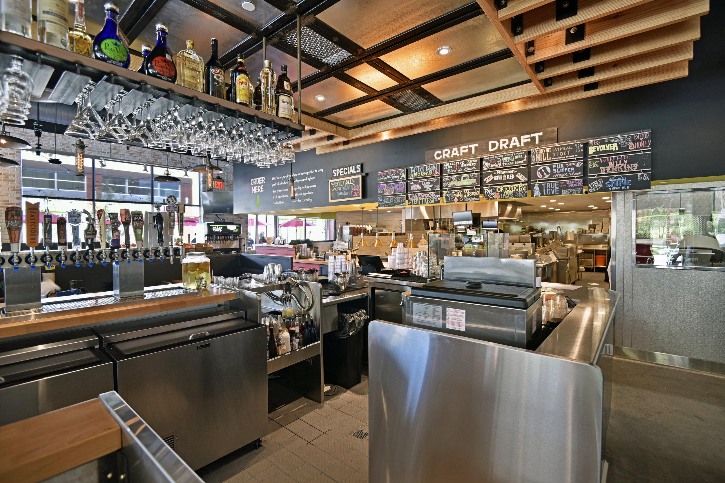 Hopdoddy Burger Bar, Fort Worth, TX
