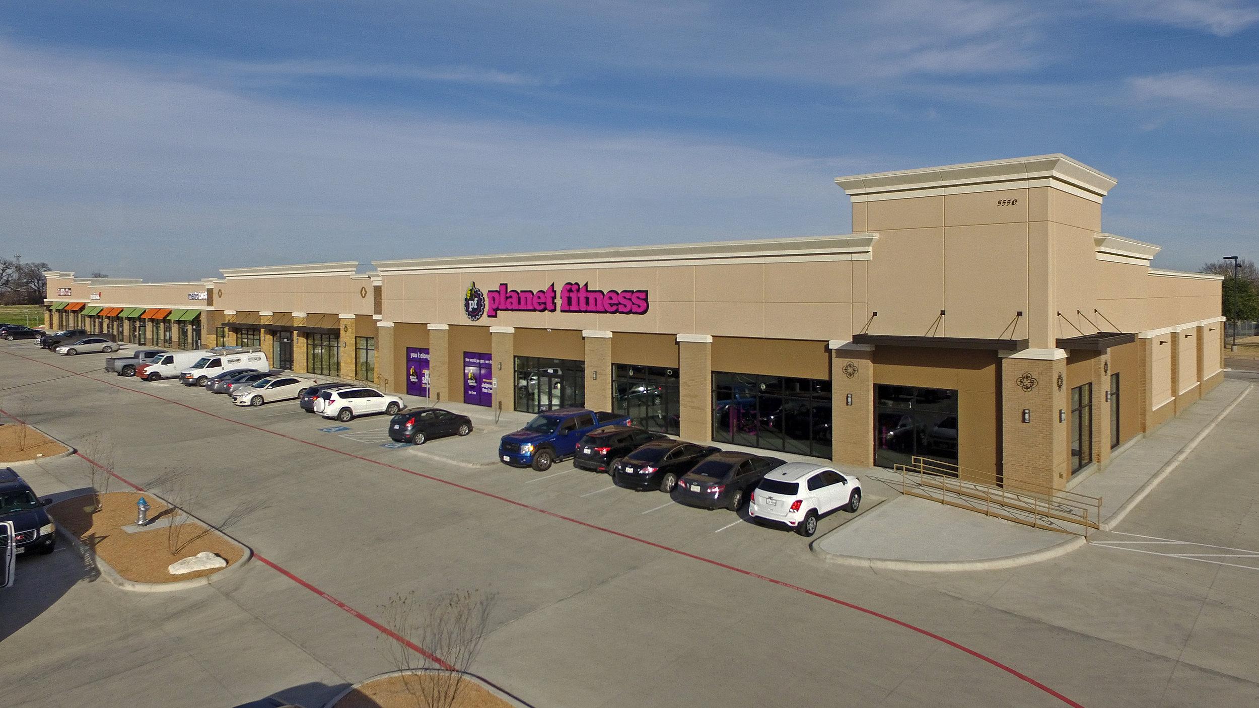 Vista Frontera Retail, Mesquite, TX