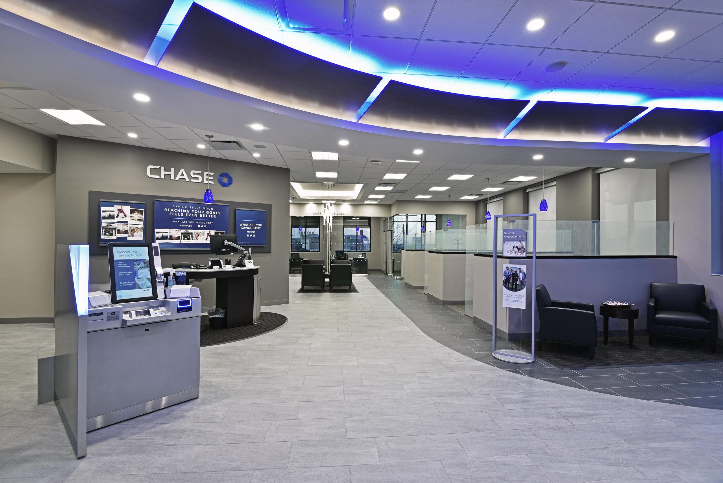 Chase Bank, Frisco, TX
