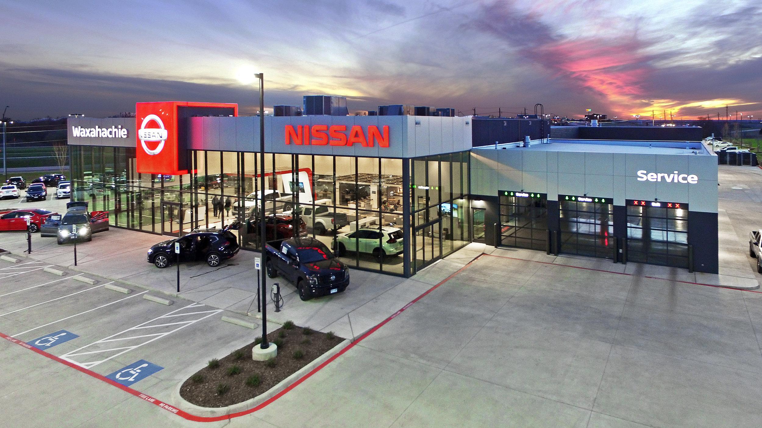 Waxahachie Nissan, Waxahachie, TX