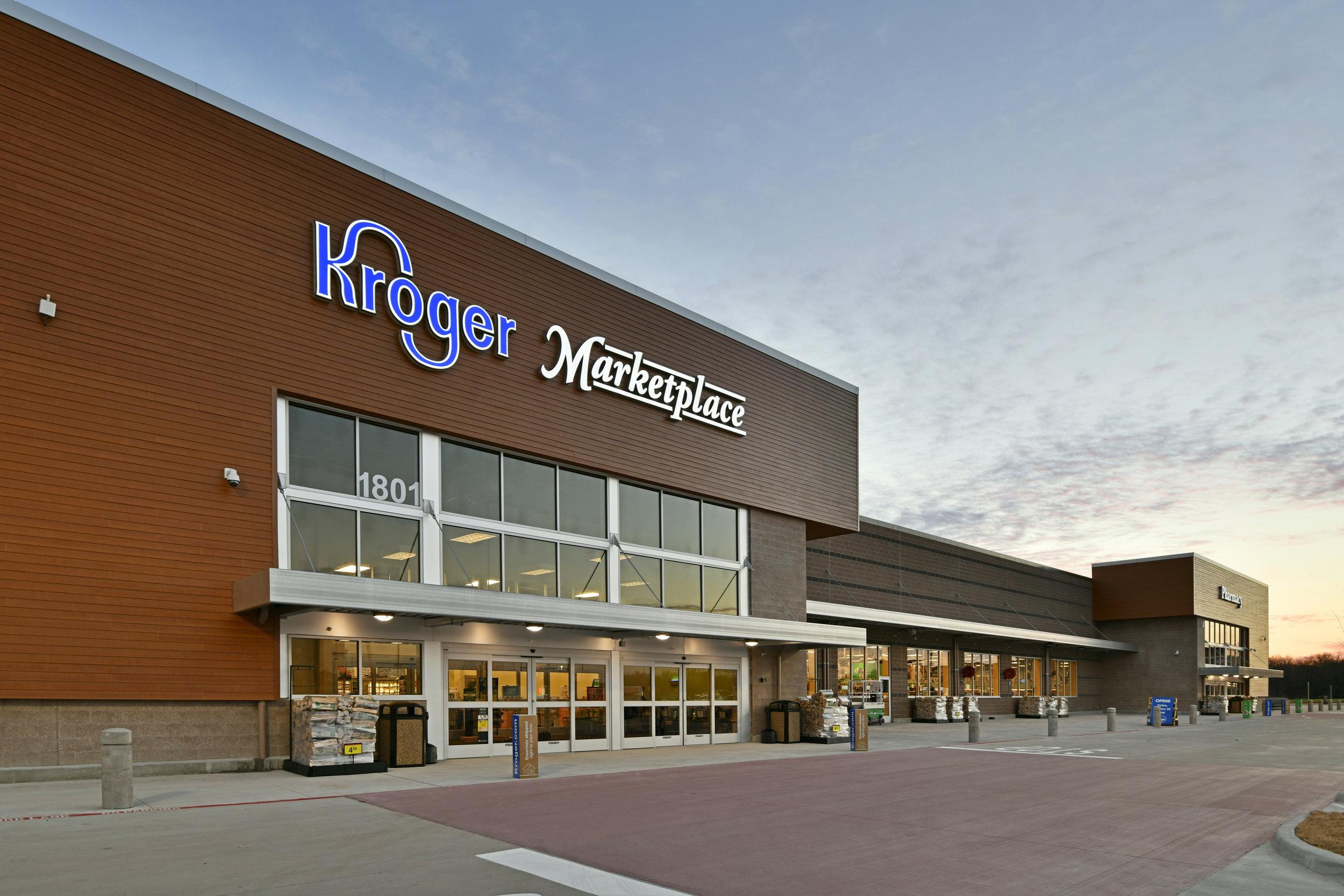 Kroger Marketplace, McKinney, TX