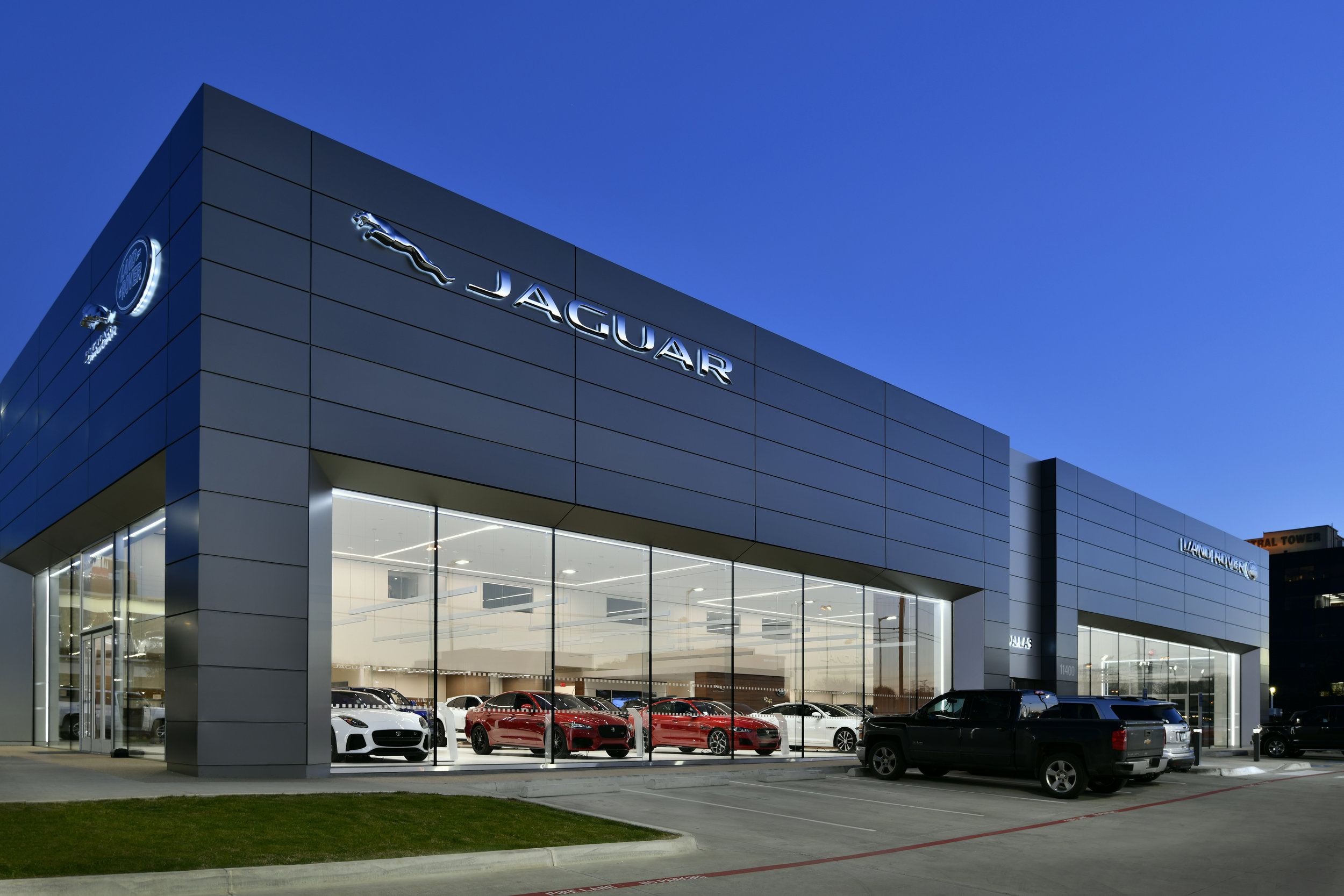 Jaguar Land Rover Dallas, Dallas, TX