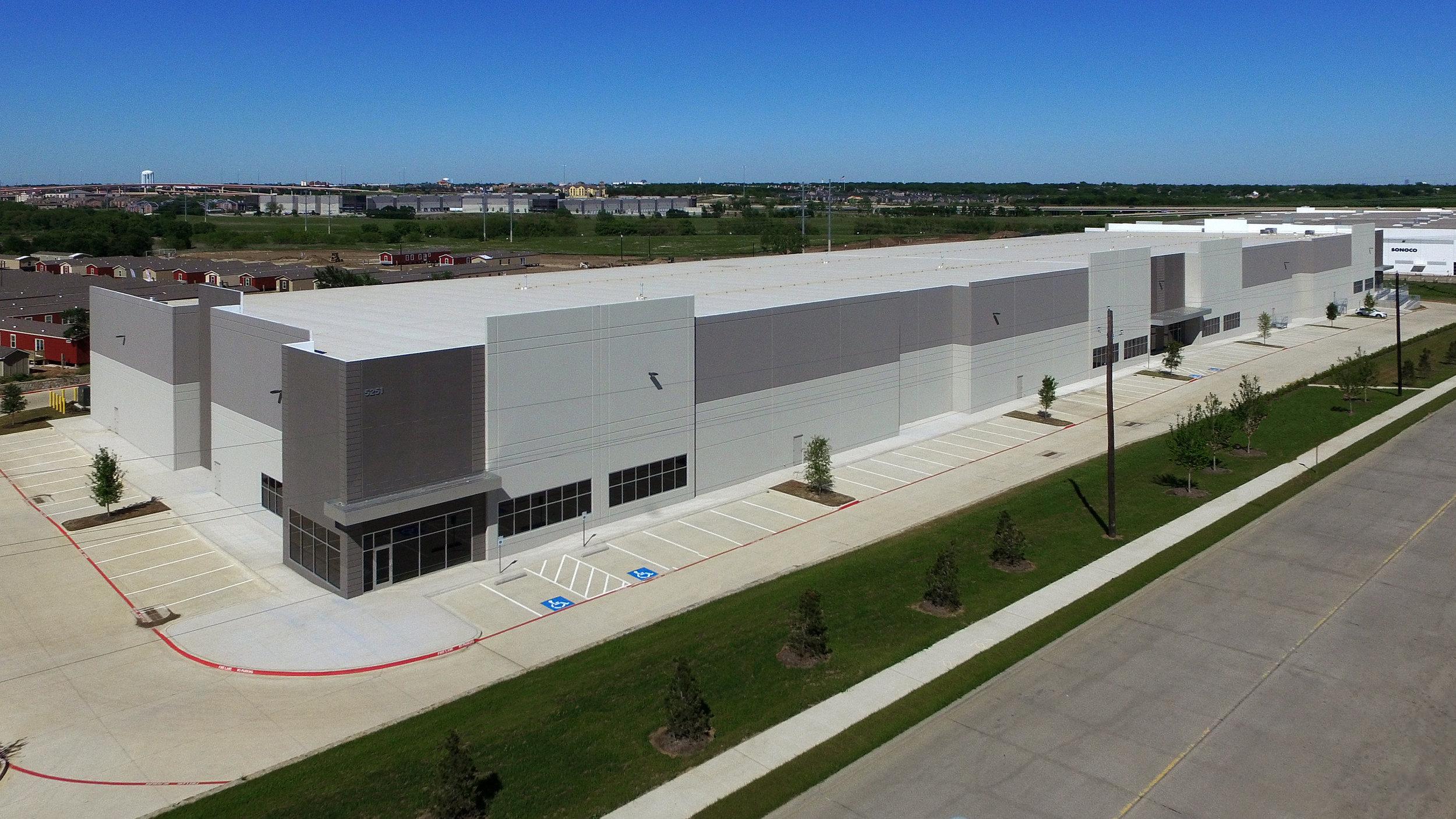 Parc GSW West, Irving, TX