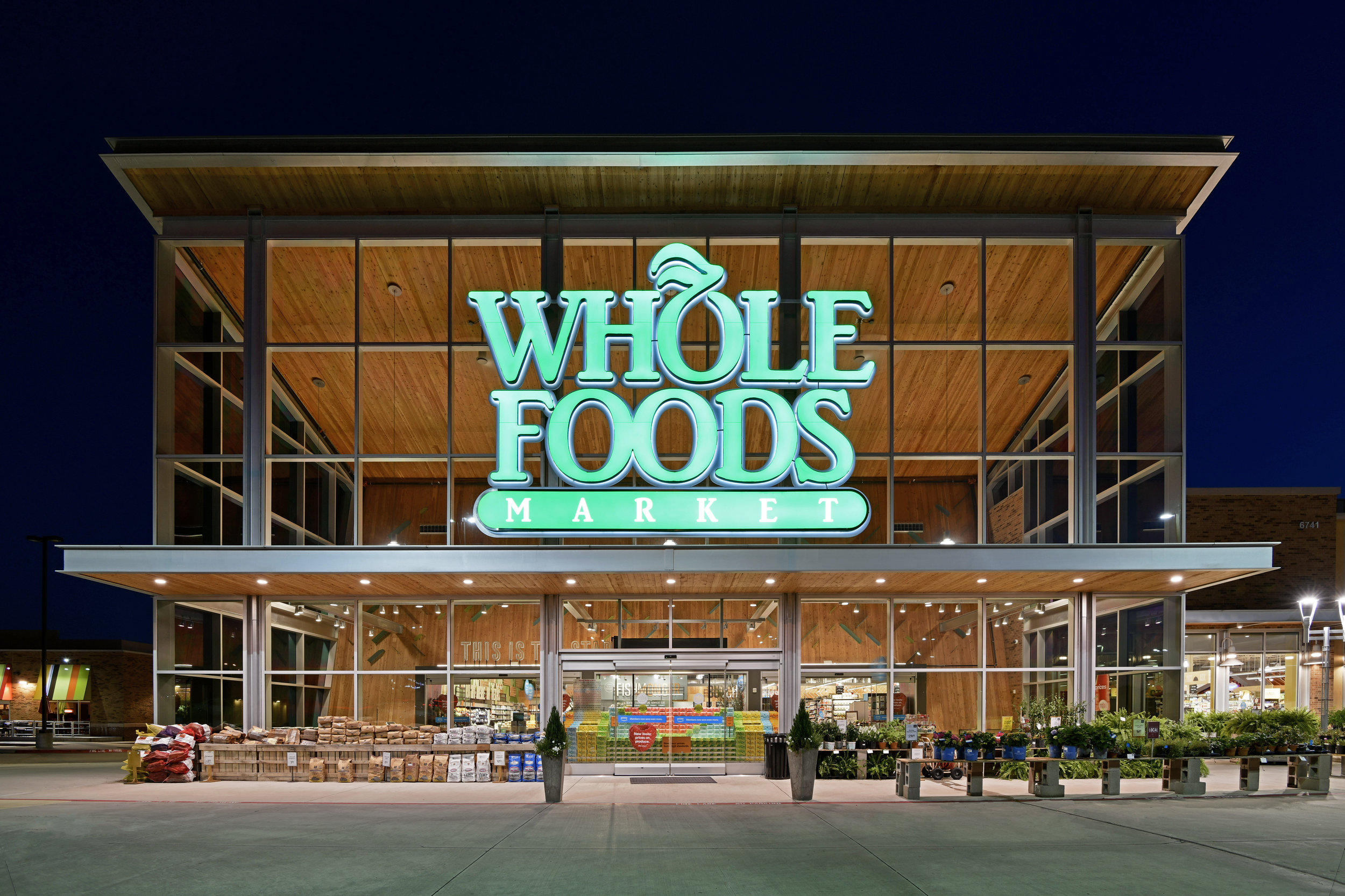 Whole Foods Las Colinas, Irving, TX