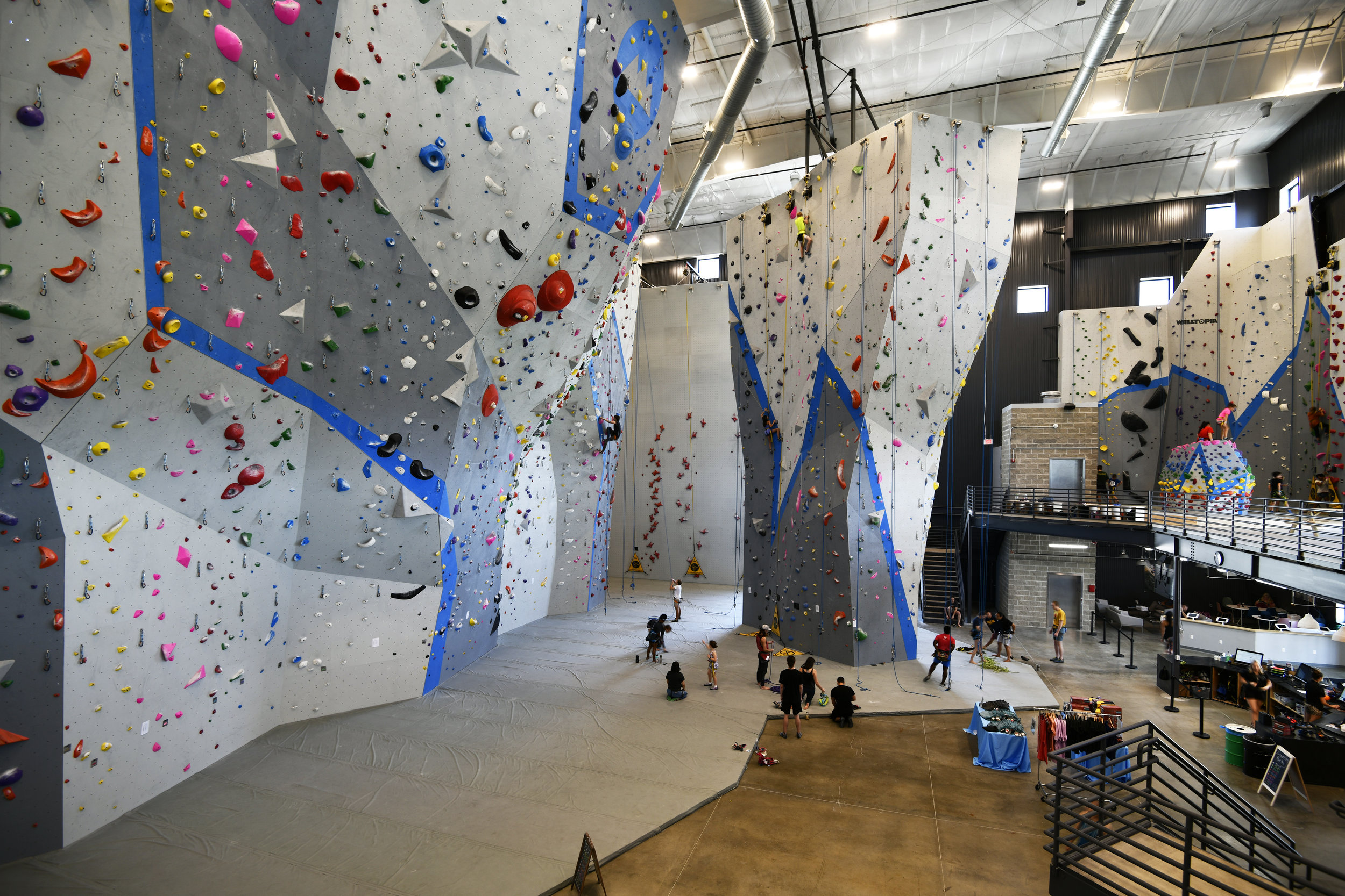 Summit Climbing Yoga & Fitness, Plano, TX