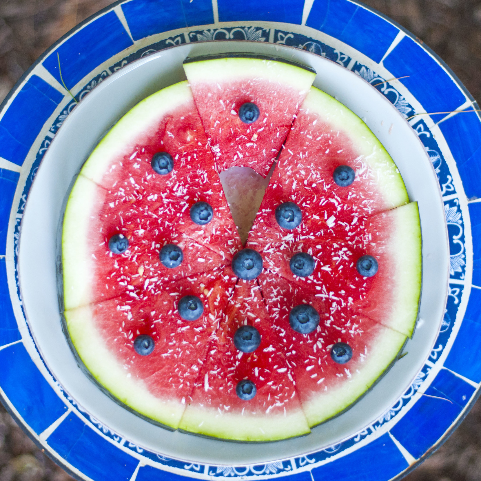 RED, WHITE, + BLUEBERRIES: A PLANT-POWERED FOURTH OF JULY WEEKEND BRUNCH!