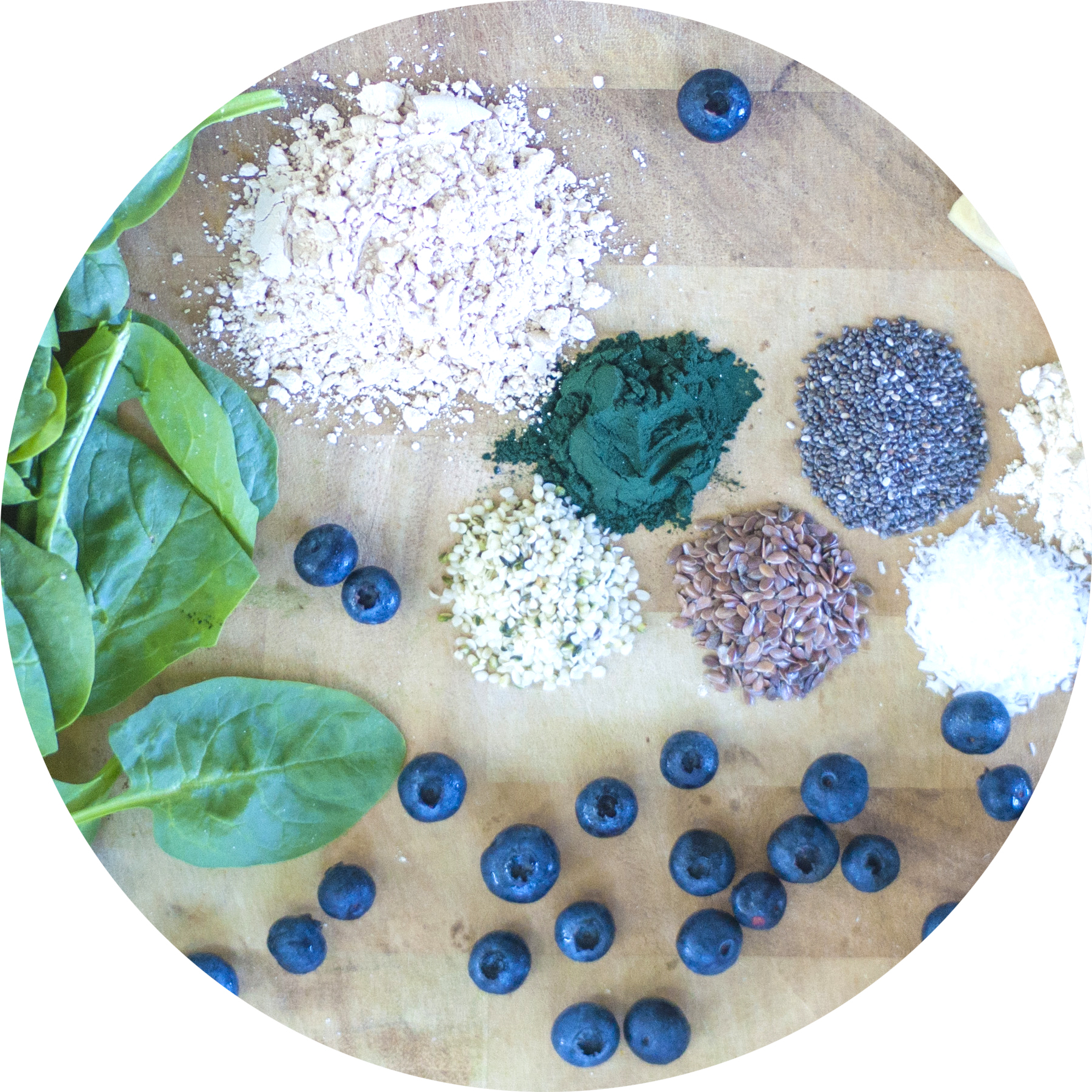 Erin Stanczyk | Lifestyle Design | eat.move.rest. | Take Your Health to the Next Level With Smoothies + Juices Part 5: Supercharge Your Health With Superfoods