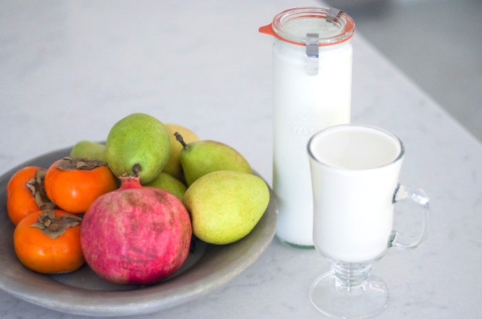 Erin Stanczyk | Lifestyle Design | eat.move.rest. | HOMEMADE ALMOND MILK FROM A CERTIFIED HEALTH NUT