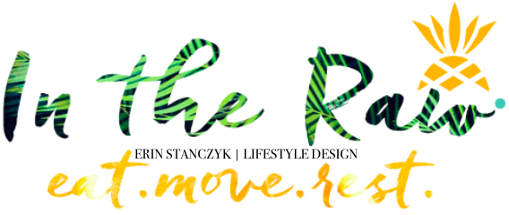 Erin Stanczyk | Lifestyle Design | eat.move.rest. | In The Raw